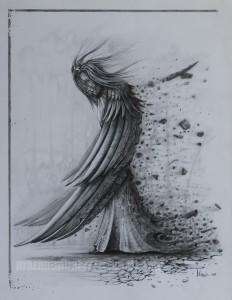 A hit halála