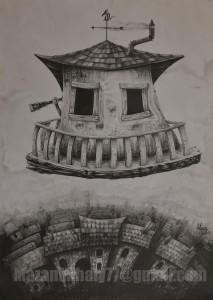A varázsló háza